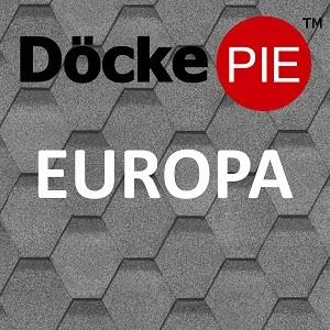 Гибкая черепица Docke Pie Europa