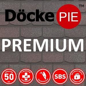 Гибкая черепица Docke Pie Premium