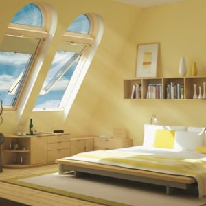 Мансардные окна - надставки